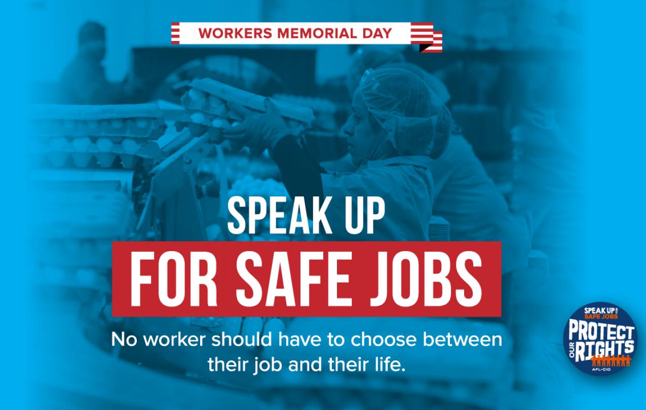 Workers Memorial Day